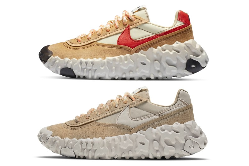 "Nike Believed to Scrap OverBreak SP ""Fossil"" Over Mars Yard Resemblance"
