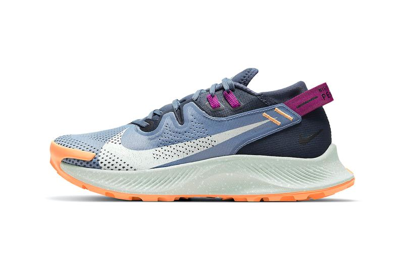 Nike Pegasus Trail 2 blue thunder release information swoosh when does it drop
