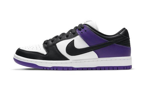 """The Nike SB Dunk Low Is Coming in """"Court Purple"""""""