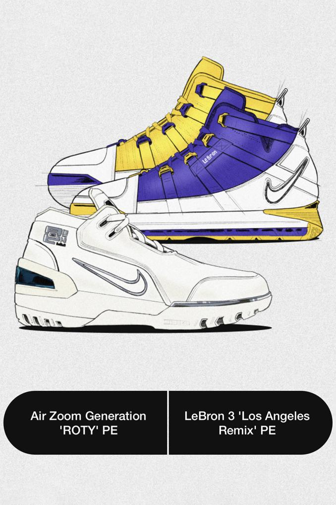 nike basketball snkrs lebron james vote back pe player edition signature shoe tournament zoom generation 1 2 3 4 5 6 7 8 9 10 11 official release date info photos price store list buying guide