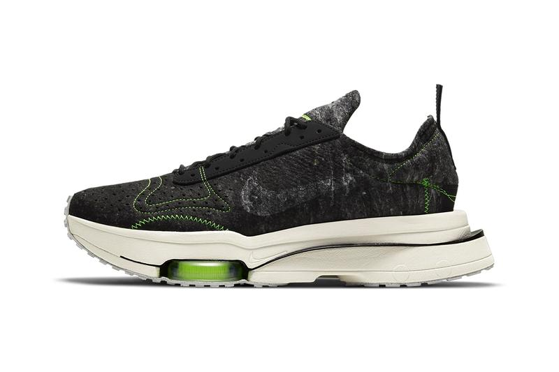Nike Sustainable Sneaker Pack Air Max 95 Air Max 90 Blazer Mid 77 Vintage Air Zoom Type Air Force 1 '07 LV8 Sustainability Release Information Drop Date Closer First Look Swoosh Footwear Shoe Trainer Recycled Materials Development Eco Friendly Environment