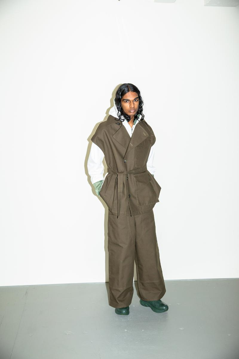 no. Fall/Winter 2021 Menswear Collection Lookbook fw21 number japan ナンバー