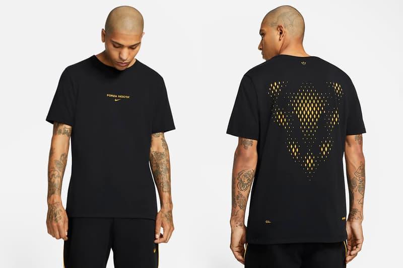 NOCTA Second Collection Drop Release Date Prices nike drafe collaboration apparel outfit jacket pants shirt buy price january 18   ESS DA3861-010 DB2816-010 DA3938-010 DA3936-010/DA3936-100