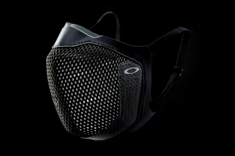 Oakley Releases Its Technical MSK3 Face Mask covid coronavirus design filters N95 health outdoors sports