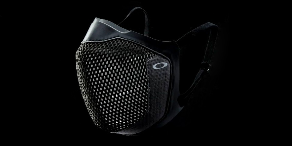 Oakley Releases Its Technical MSK3 Face Mask