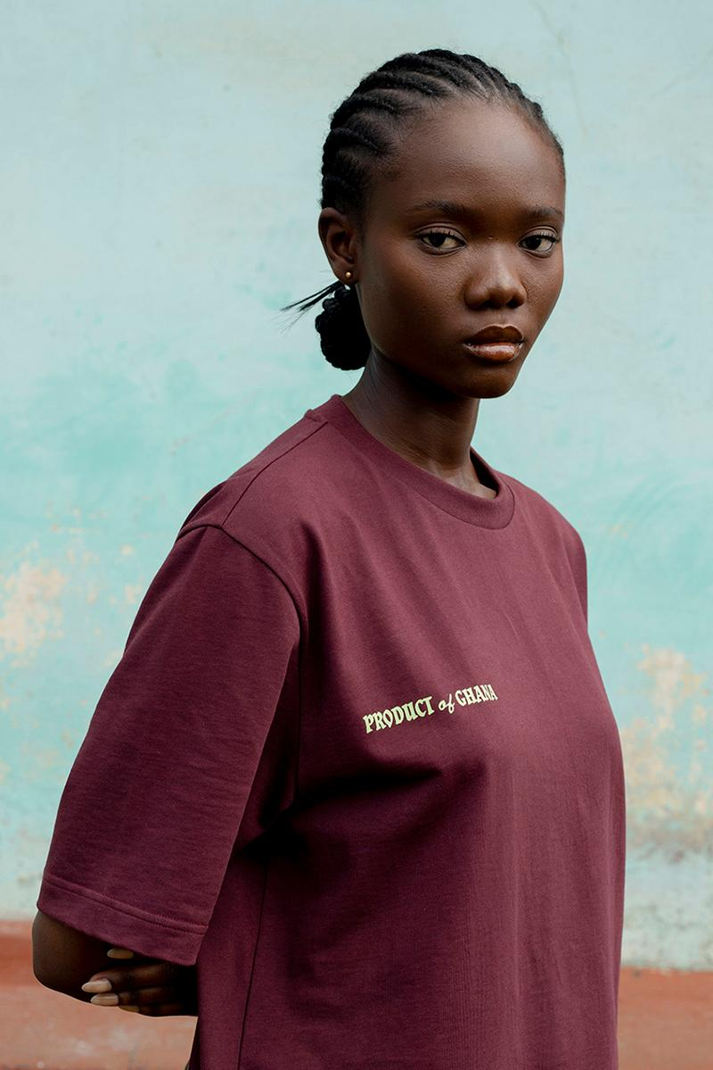 Off-White™ x Surf Ghana x Daily Paper Skate Park Collaboration freedom capsule collection charity africa accra release date info buy