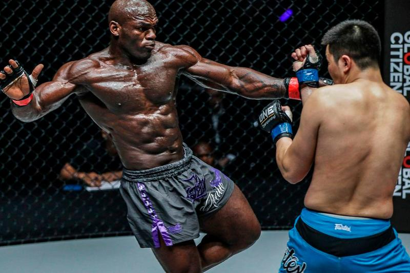 ONE Championship Turner Sports ONE on TNT Event Series Announcement Info