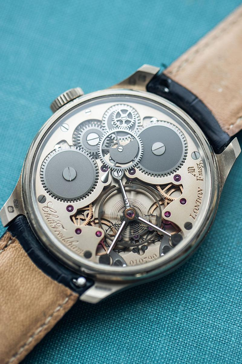 Phillips Perpetual Lists First Charles Frodsham Double Impulse Chronometer To Be Sold Pre-Owned