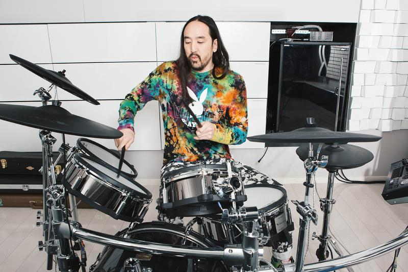 Playboy Steve Aoki Dim Mak Collaboration Collection Exclusive Capsule Release Unite Team Up Japanese