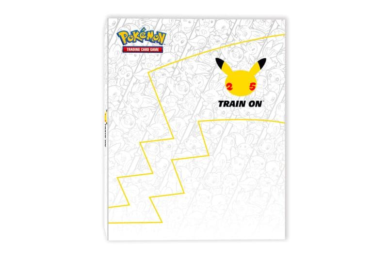 "Pokémon TCG Reveals ""First Partner"" 25th Anniversary Promo Packs Squirtle Charmander Bulbasaur Pikachu Nintendo"