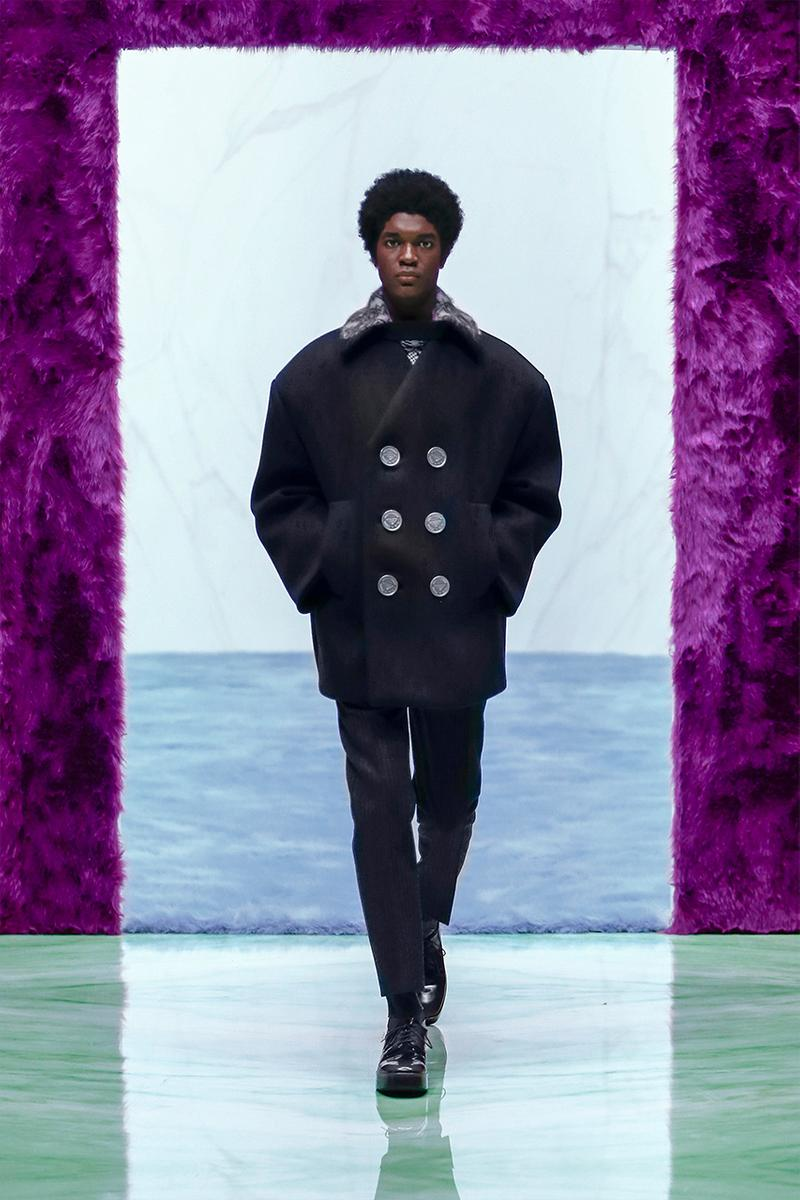 Prada possible feelings fall winter 2021 menswear collection