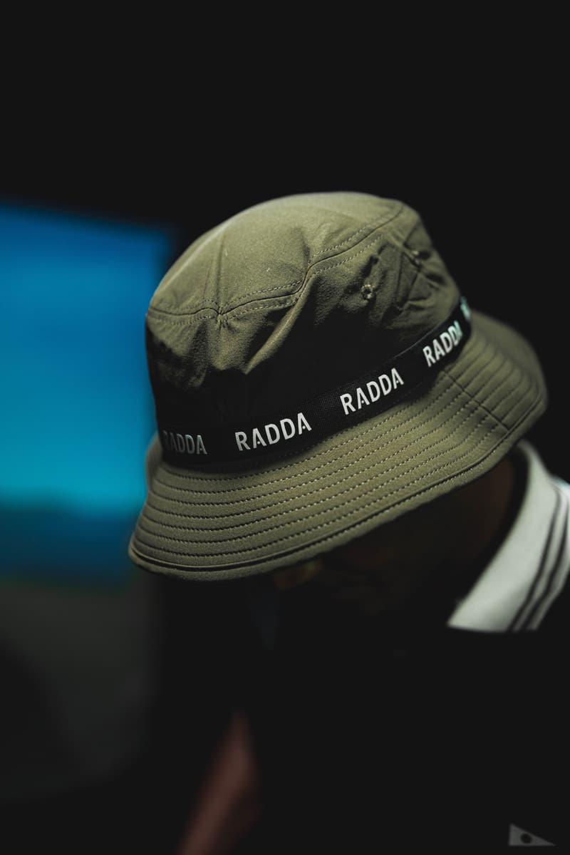 Radda Golf Breathability Drop: Polo, Hats, Pants orange green black shirt