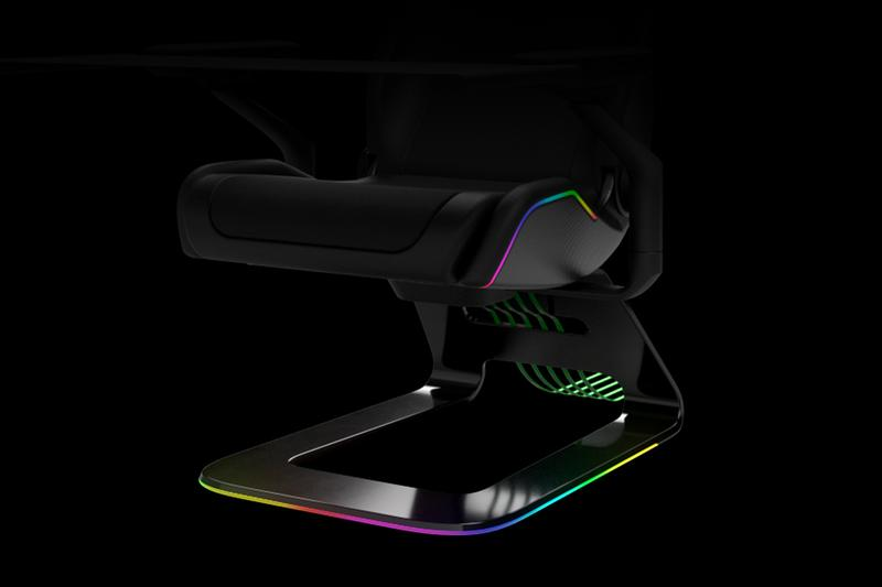 Razer Project Hazel World's Smartest Face Mask Project Brooklyn Gaming Chair CES 2021 Reveal Info Blade 15 17 Pro laptops