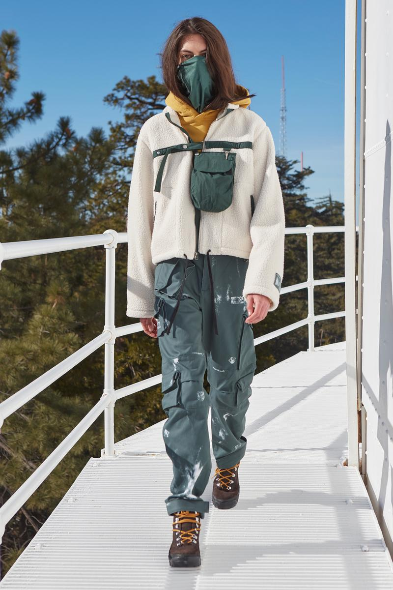 Reese Cooper Fall/Winter 2021 Collection Runway show menswear womenswear fw21 lookbook pyrophyte california