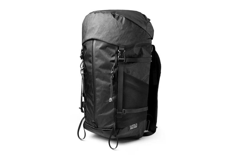 remote equipment charlie 25 technical daypack backpack rucksack outdoors everyday carry gear carrying option ripstop weather resistant