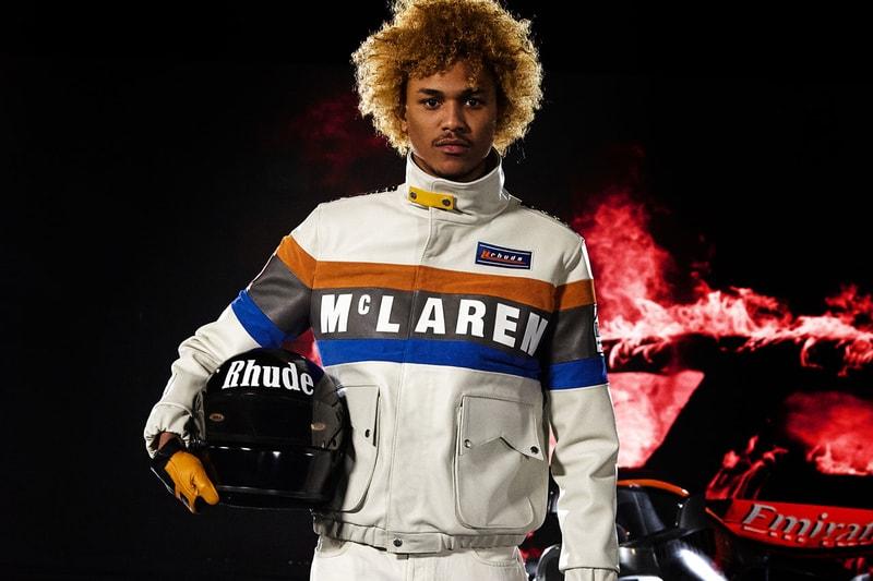 RHUDE FW21 Is Race-Ready