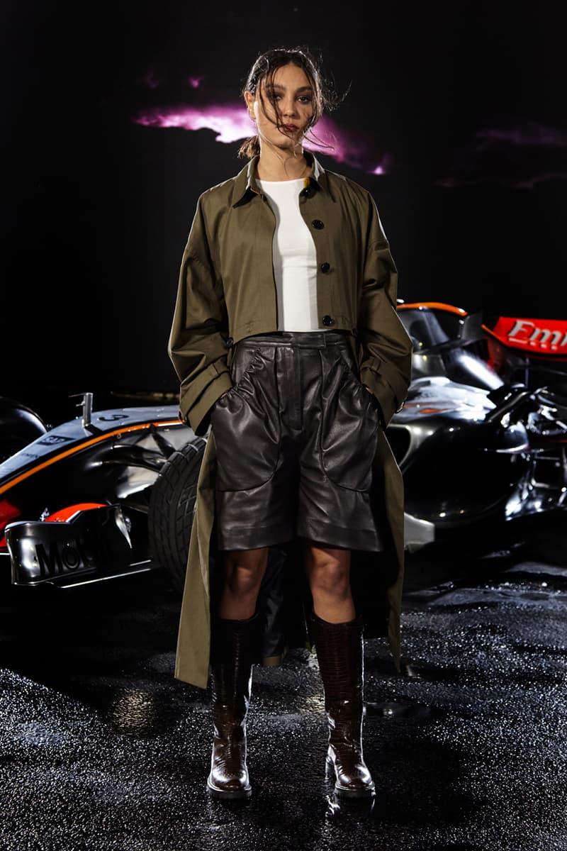 RHUDE Fall/Winter 2021 Collection Lookbook fw21 rhuigi villasenor mclaren collaboration womenswear line paris fashion week