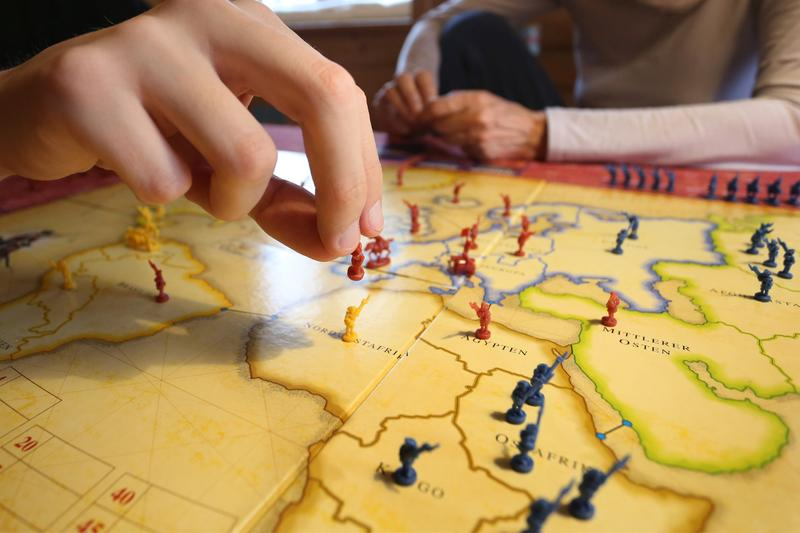 Risk Board Game TV Series Adaptation Hasbro Entertainment One eOne Beau Willimon House of Cards Westward TV Adaptation