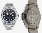 """Take a Look at This Rare Rolex Explorer II 216570 """"Attack Helicopter"""""""