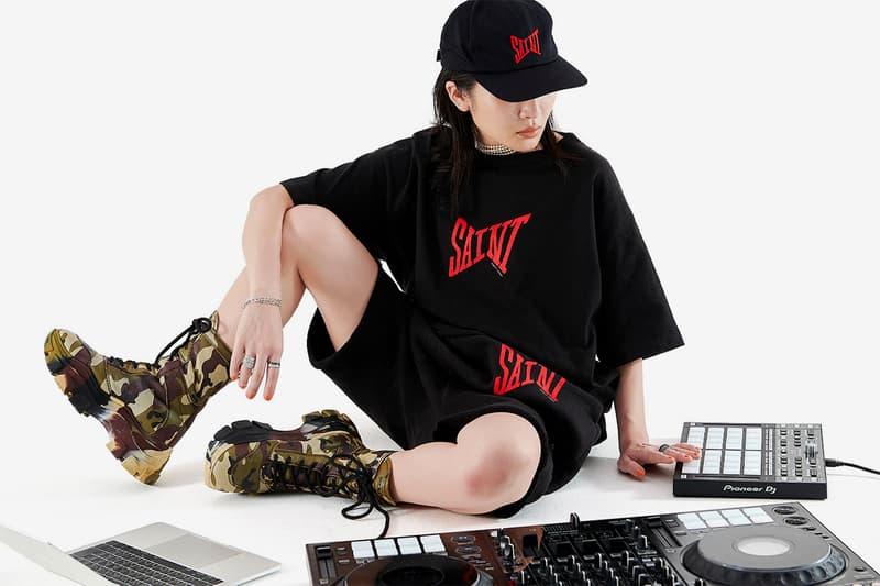 SAINT MICHAEL 2nd Collection Drop 1 Release Yuta Hosokawa Cali Thornhill DeWitt READYMADE © SAINT M ××××××
