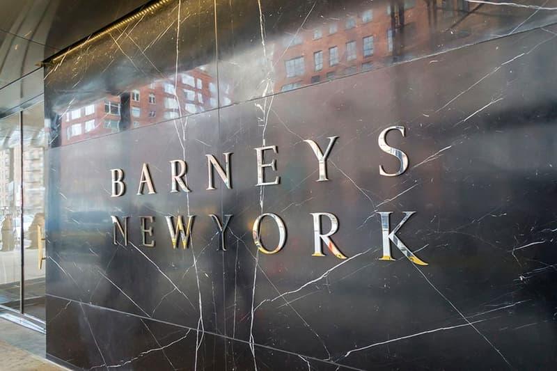 Saks Fifth Avenue Barneys New York Resurrection Comeback Flagship New York