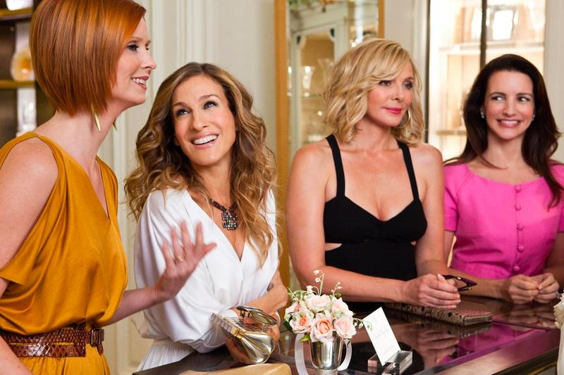 Sex and the City Reboot Officially HBO Max Sarah Jessica Parker Cynthia Nixon Kristin Davis tv shows series