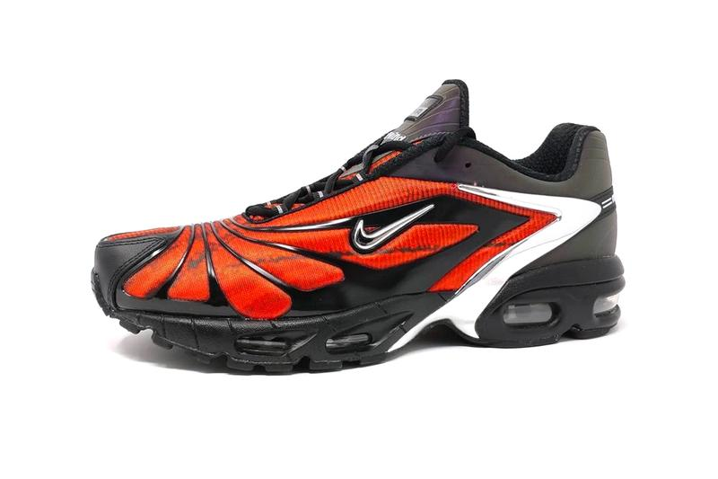 Skepta Nike Air Max Tailwind V SK Air 5 First Look Release Info red black