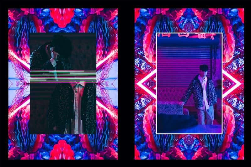 SMG FW21 Parallel Continuum Collection Fall Winter 2021 Lookbooks Fashion Lifestyle Dystopian Meta Future Cyberpunk