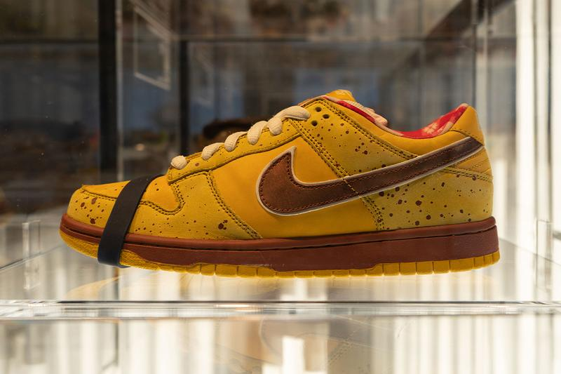 snipes sneaker store nike sb skateboarding sportswear dunk high low  since 1985 pop up museum exhibit project blitz brooklyn new york official release date info photos price store list buying guide