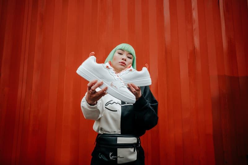 karl kani snipes the 89 sneaker silhouette model iteration footwear fashion streetwear retailer