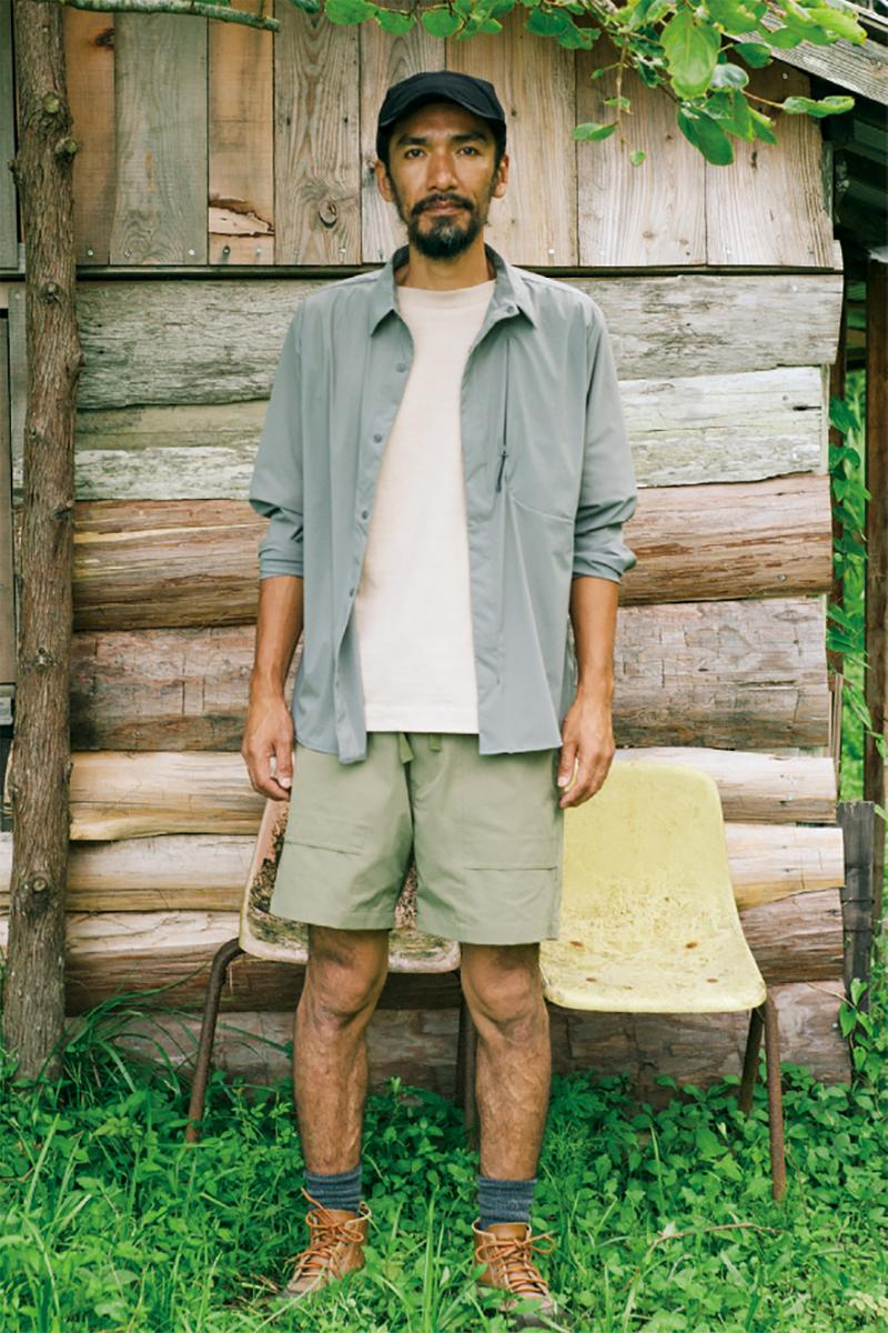 snow peak home camp spring summer 2021 release info store list buying guide jackets hats shirts button up shorts outdoor
