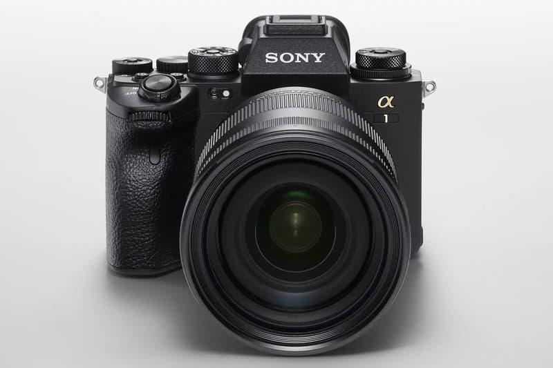 Sony Alpha 1 New Flagship Camera Mirrorless 50.1-megapixel full frame sensor, 8k video autofocus eye af canon nikon digital
