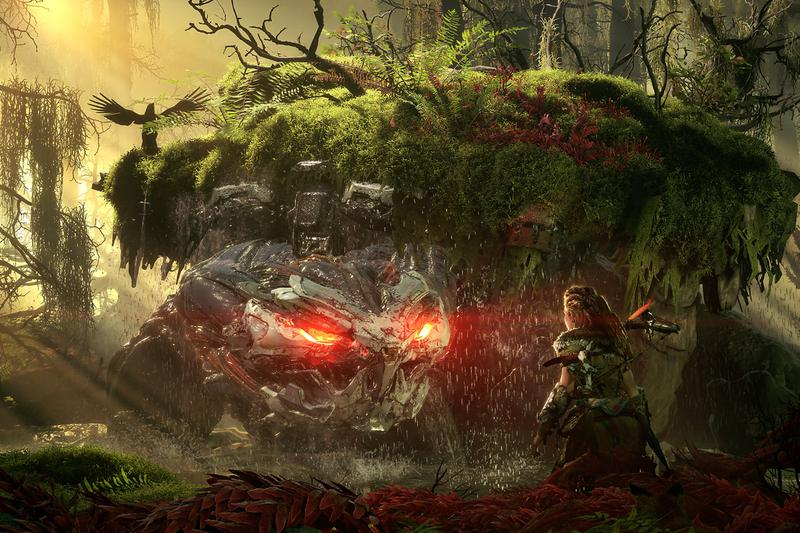 sony playstation 5 exclusives titles games release dates announcement ces 2021 horizon forbidden west hitman 3 solar ash returnal