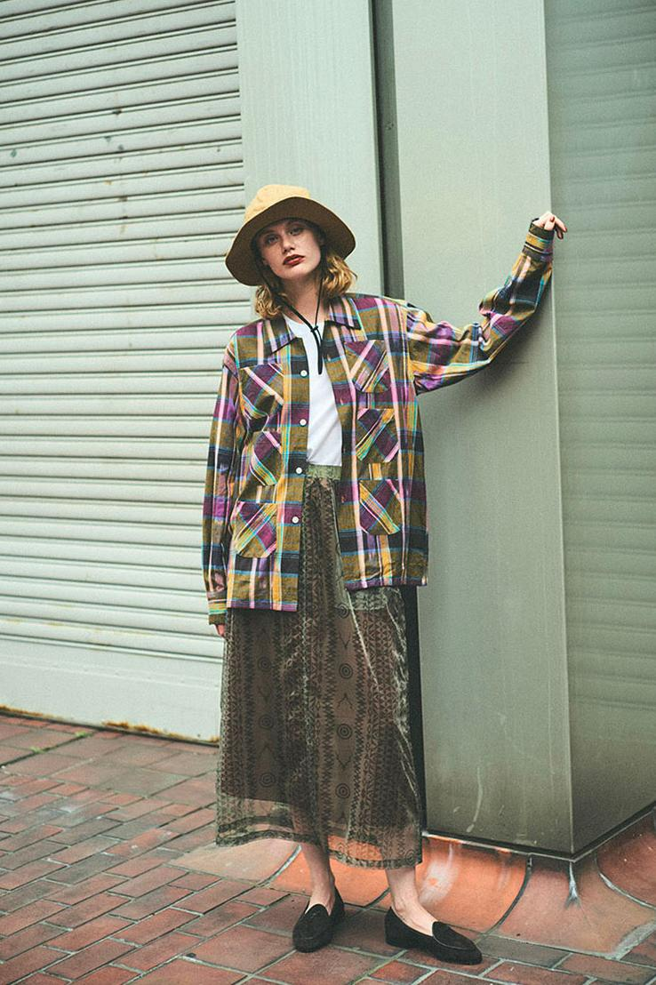 South2 West8 Spring Summer 2021 Lookbook menswear streetwear jackets shirts sweaters coats outerwear fishing nepenthes ss21 collection shirts button ups pants trousers