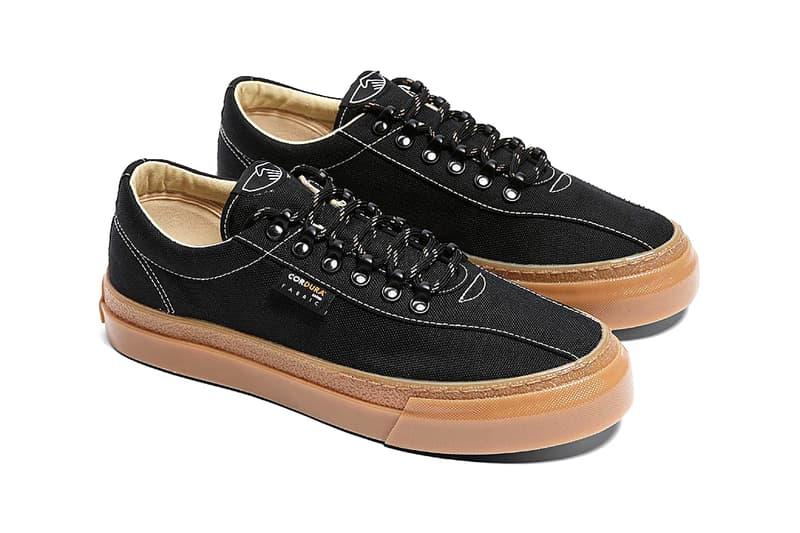 stepney workers club london footwear dellow sneaker cordura uppers release information buy cop purchase details sevenstore
