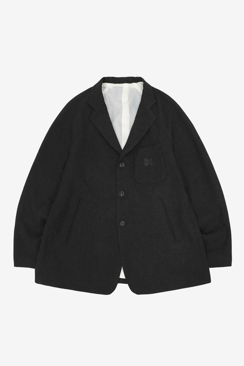 NEEDLES for STUDIOUS SS21 Exclusive Suiting butterfly papillon jacket blazer
