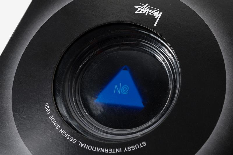 Stüssy x Mattel Creations Magic 8 Ball Toy collaboration figure january 15 release date info buy price