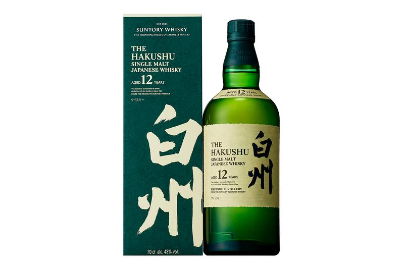 Suntory Hakushu Reserve Single Malt 12 Year Whiskey Sold Out 2021 Re-Release Info