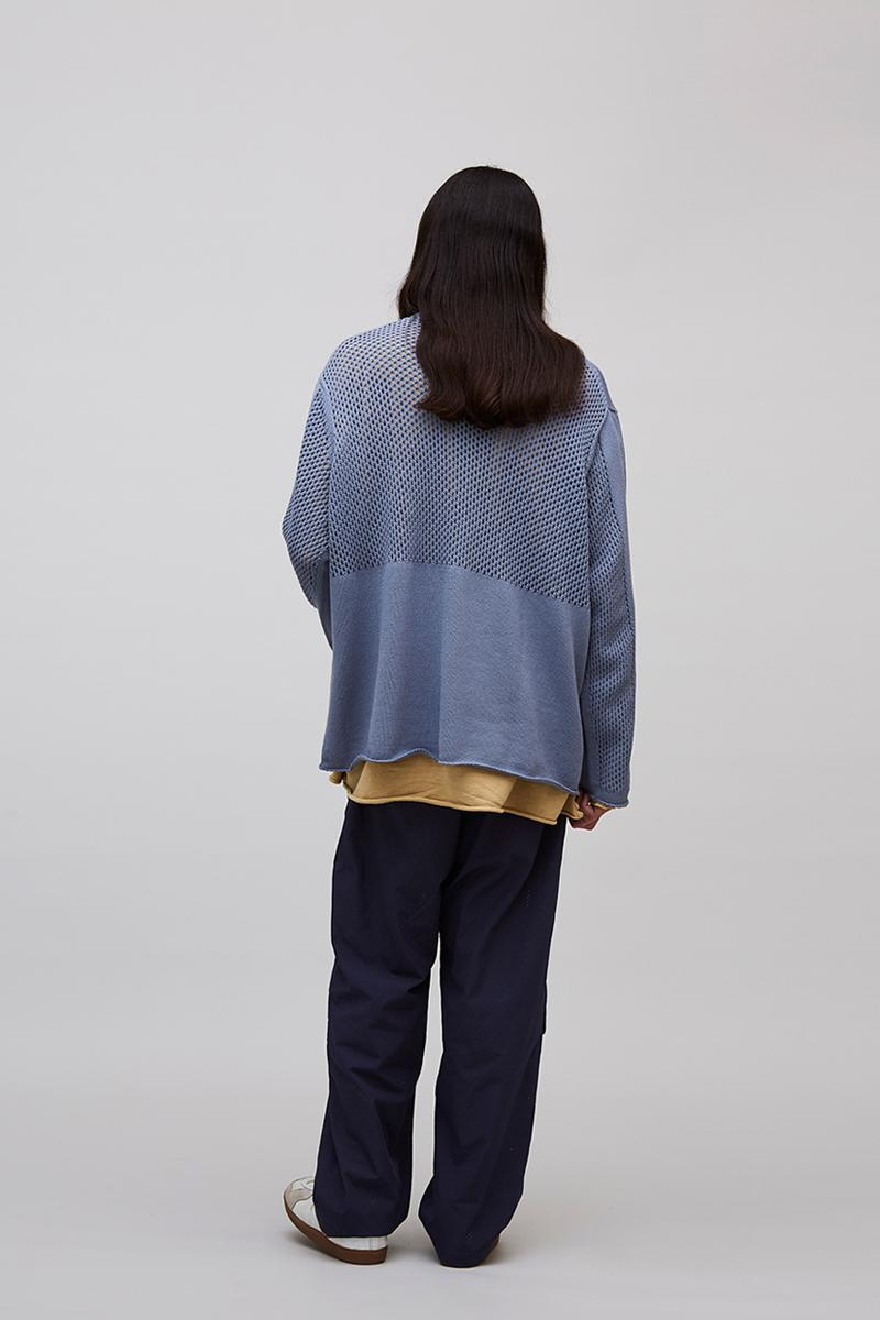 tac:tac Spring/Summer 2021 Collection Lookbook issey miyake ss21 japan Under the winter sky, everyone longed for their seaside