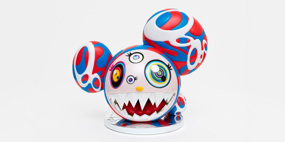 Takashi Murakami to Release Limited Edition 'Melting DOB' Figure