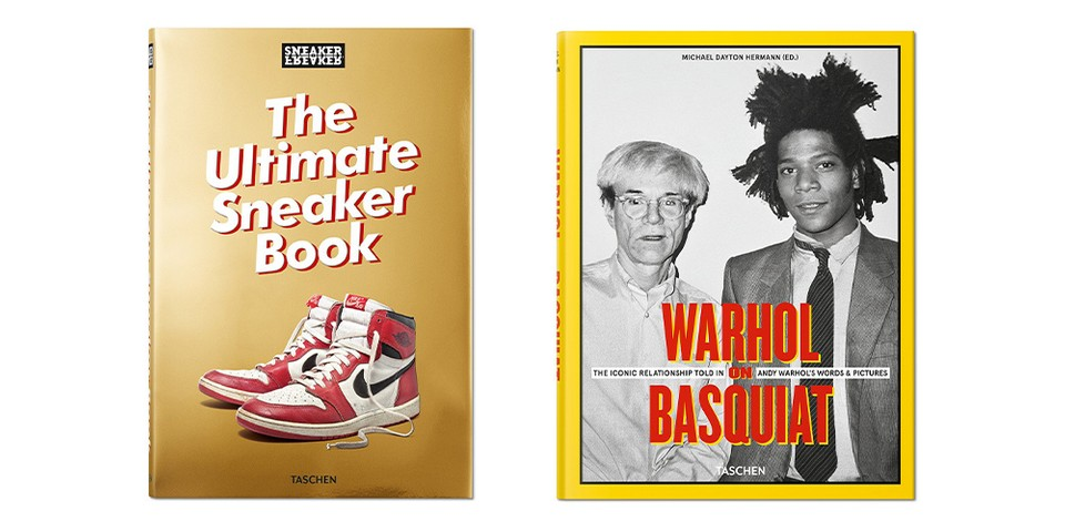 Update Your Coffee Table Reading Thanks to TASCHEN's January Book Sale