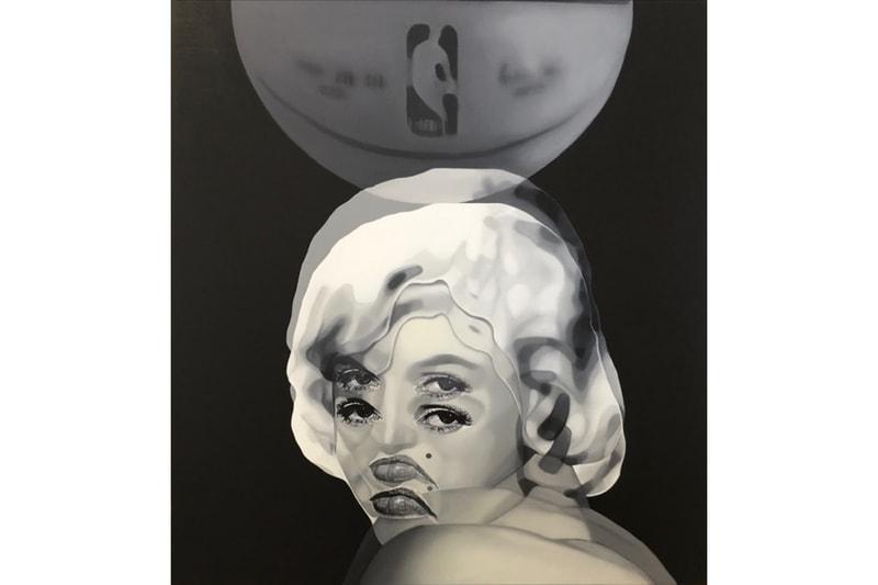 "Teiji Hayama Spotlights ""Ethereal Icons"" in Latest Paintings"