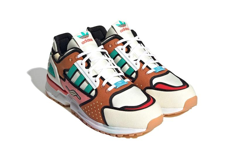 the simpsons adidas zx10000 krusty burger H05783 release info store list photos buying guide