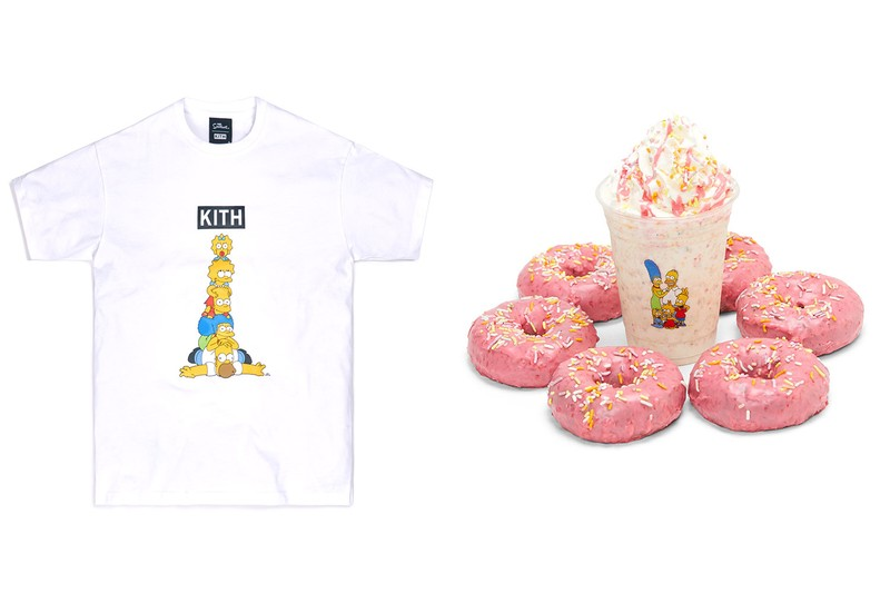KITH's Latest Partnership Says Hello To 'The Simpsons'