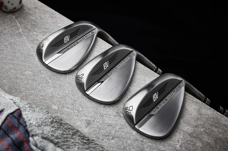 Titleist Releases Vokey M Grind Collection for Maxiumum Spin and Shot Control  SM8 Wedge Bounce BV Wedgeworks