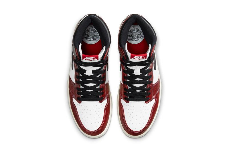 trophy room air michael jordan brand 1 1985 nba all star game freeze out white varsity red sail black DA2728 100 official release date info photos price store list buying guide
