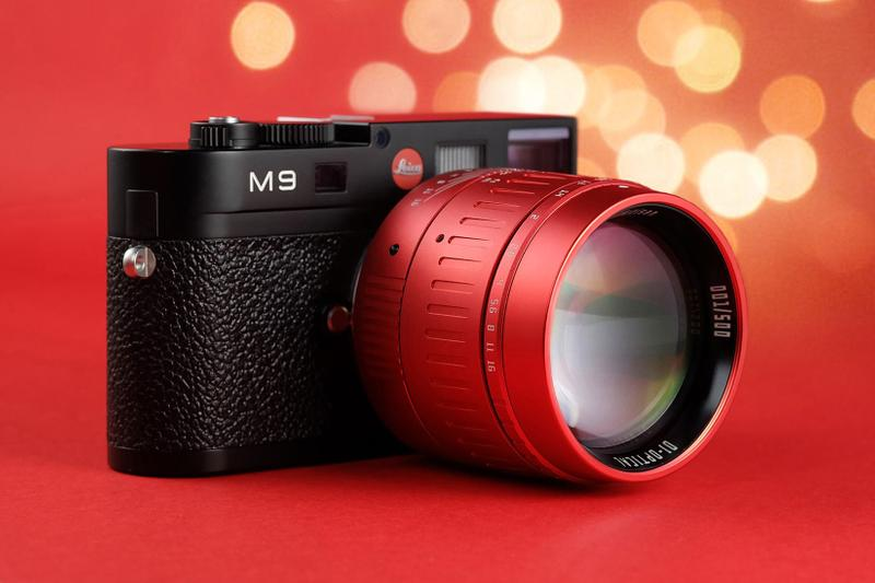 TTartisan 50mm f/0.95 Leica M-mount Year of the Ox lens release M9 cameras lenses Chineses New Year Leica Photography
