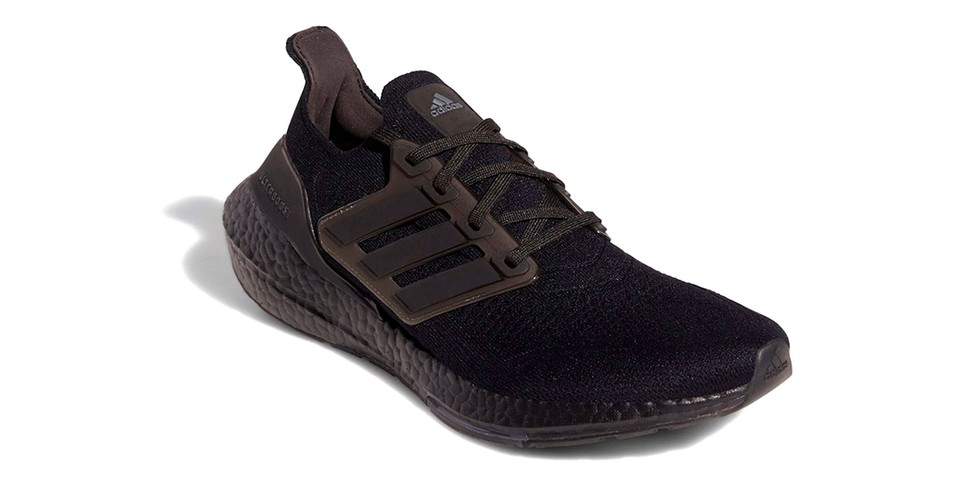 """The adidas UltraBOOST 2021 Is Set To Debut in """"Triple Black"""""""