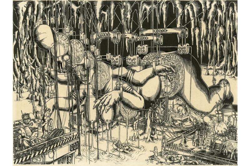 tw fine art devout unorthodox exhibition andy warhol george condo maynard monrow