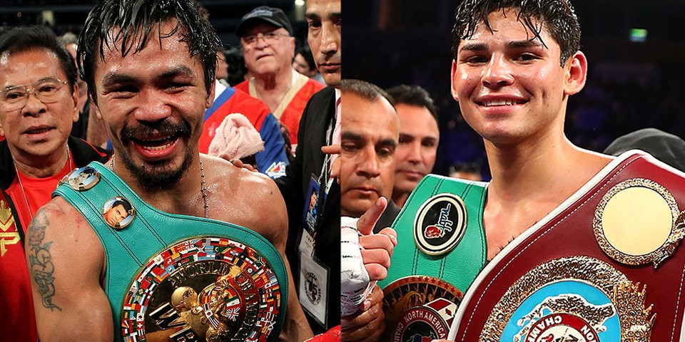 Manny Pacquiao vs. Ryan García Fight Reportedly in Unexpected Preliminary Talks